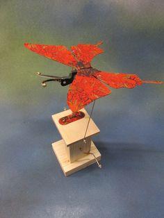 Mariposa por Newsteadautomata en Etsy