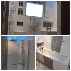 Full #bathroom Remodel Including #whirlpool #bath #suspended Beauteous Youtube Bathroom Remodel Design Ideas