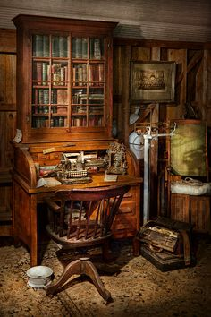 Doctor | My Tiny Little Office | Photo By Mike Savad