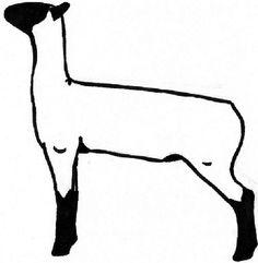 club show lambs clipart | Raising sheep: picking a show lamb part 1
