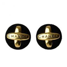 Large Chanel Earrings