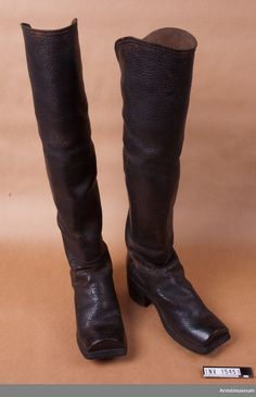 Riding Boots, Knee Boots, Footwear, Vintage, Shoes, Design, Fashion, Boots, Old Fashion