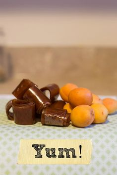 3 Ingredient apricot Fruit Leather recipe kids can help make!