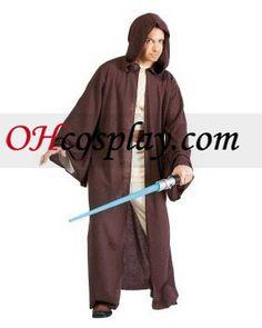 Star Wars Deluxe Adult Jedi Robe Costume