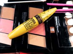 Maybelline The Colossal Spider Effect Mascara