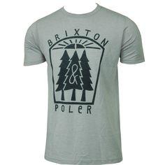 #Brixton Mens Shirt Pine Denim #polerstuff