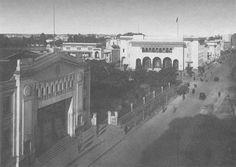 Theatre municipal #Casablanca #Maroc #Morocco #Moroccan #History