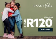 Shop contemporary clothing for the South African family at surprisingly affordable prices. Contemporary Clothing, I Pay, Child Models, Welcome, Shop Now, African, Kids, Children, Boys