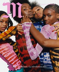 Aaliyah Hydes, Imari Karanja, Blesnya Minher and Elibeidy Dani Martinez by Oliver Hadlee Pearch for M Magazine Dani Martinez, Magazin Covers, Magazin Design, Neue Outfits, Black Girl Aesthetic, Living At Home, Poses, Black Models, Mode Inspiration