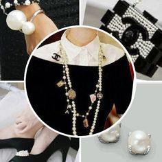 Trend Alert. Es momento de sacar de tu clóset las #perlas y usarlas. Este es el accesorio más #trendy del momento. #fashion #moda #accesories #trendalert #pearl #mustwear #itgirl #swagger #pv2014 #Padgram