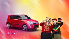 Here are some leftover GIFs from the Kia Soul In My Mind Music Video Challenge. And a few wallpapers to brighten your day. Right-click and open in new window to save to your computer. Thanks to kic…