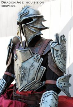 Dragon Age Inquisition Inquisitor Armor updated 11/18/2014