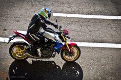 Uma moto por dia: Dia 238 – Honda CB 1000R #umamotopordia #osvaldofuriatto