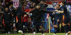 Cuplikan Gol Atletico Madrid 2-0 Barcelona