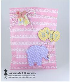 Bitty Bag and Divine Twine baby packaging by @Savannah O'Gwynn