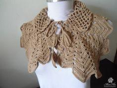 Vania Alves: Crochet Shawlette