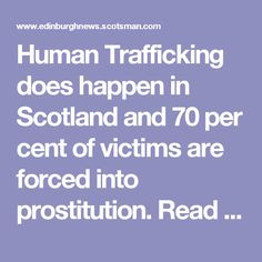 Ash Denham: Criminalise the buyers to tackle prostitution Massage Parlors, Human Trafficking, Ash, Scotland, Writing, Shit Happens, Feelings, News, Reading