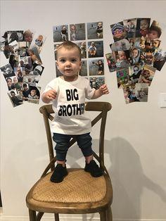 #Bigbrotherannouncement #bigbrother #sibling #pregancyannounement
