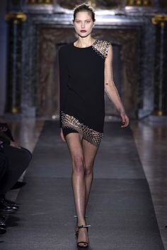 Anthony Vaccarello Fall 2013 RTW - Review - Fashion Week - Runway, Fashion Shows and Collections - Vogue - Vogue