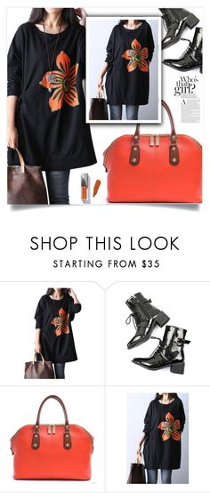"""""""JetSet shop!"""" by samra-bv ❤ liked on Polyvore featuring Carbotti, Fall, chic, bag and autumn"""