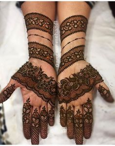 Rajasthani full hand mehndi designs for Gangaur Festival Palm Mehndi Design, Full Hand Mehndi Designs, Henna Art Designs, Mehndi Designs For Girls, Stylish Mehndi Designs, Mehndi Design Photos, Beautiful Mehndi Design, Latest Mehndi Designs, Tattoo Designs