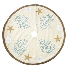 Nautical Tree Skirt – Regular - New