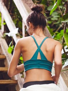 FP Movement Forest City Slicker Sports Bra at Free People Clothing Boutique