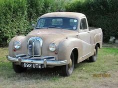 AUSTIN A70 Hampshire & Hereford (1948-1954)