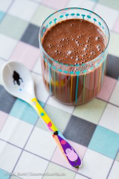 Mexikanischer Schokoladen-Frühstücks-Smoothie. Und 140 leckere Rezepte für Frühstück aus dem Glas.