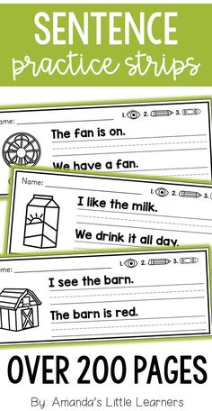 Kindergarten Writing, Teaching Writing, Teaching Ideas, Homeschool Kindergarten, Teaching Resources, Homeschooling, Writing Resources, Writing Activities, Literacy Games
