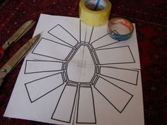 How to Make a Fedora (Indiana Jones') : 8 Steps (with Pictures) - Instructables Chapeau Indiana Jones, Hat Crafts, Diy And Crafts, Chapeau Cowboy, Form Drawing, Cowboy Christmas, Paper Crafts Origami, Diy Hat, Fancy Hats