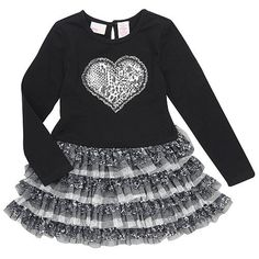 """amy coe Girls' Long Sleeve Bodysuit with Tutu - Toddler - Babies R Us - Babies""""R""""Us Toddler Outfits, Girl Outfits, Cute Outfits, Fashion Outfits, Future Daughter, Future Baby, Dear Future, My Baby Girl, Our Baby"""