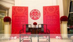 chinese tea ceremony decor - Google Search
