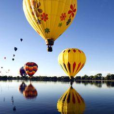 Balloon Festival.
