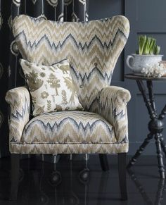 Olivia bard collections available from Noctura Interiors