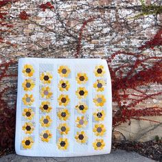 298 Likes, 16 Comments - Anne Sunflower Quilts, Enjoy It, Bohemian Rug, Etsy Shop, Canning, Rugs, Instagram, Design, Smile