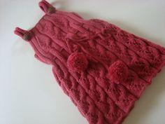 Tunika/Kleid mit Zöpfen von MerNaMode auf DaWanda.com