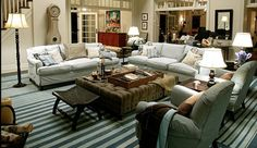 Steal This Look: Erica's Living Room from Something's Gotta Give - Fresh American Style|Fresh American Style