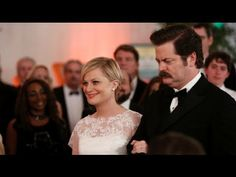 Preview - Ben and Leslie's Wedding - Parks and Recreation