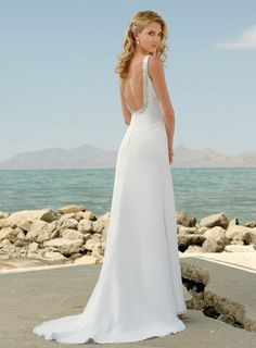 wedding dress simple - Google Search