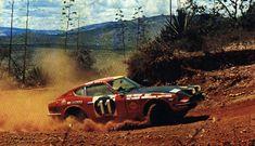 240Z #11 Rally