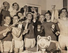Liverpool are League Champions, 1964, Ralph, National Media Museum, Bradford © Daily Herald / People