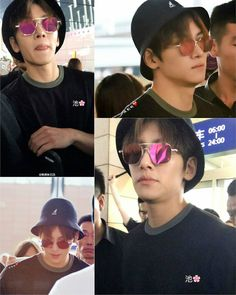 Yesterday ,At Shanghai airport back to Korea . . .  #jichangwook #지창욱 #池昌旭