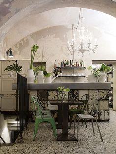 ristorante Pane e Acqua - Milano -   http://paneacqua.com