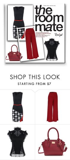 """""""Rosegal 32/90"""" by nermina-okanovic ❤ liked on Polyvore featuring wear, shop, Womens and rosegal"""