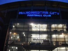 Manchester City: Etihad Stadium
