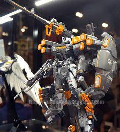 GUNDAM GUY: Gunpla Builders World Cup (GBWC) 2013 USA Entries - On Display Image Gallery @ Anime Expo 2013 [Updated 7/11/13]