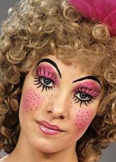 Dead Can Dance, Extreme Makeup, Fantasy Make Up, Pantomime, World Music, Facial, Halloween Face Makeup, Bern, Clowns