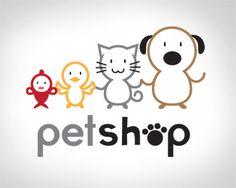 Resultado de imagen para pet shop logo design