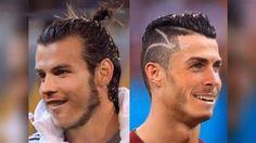Cristiano Ronaldo z twarzą Walijczyka • Gareth Bale wygląda jak kolega z zespołu • Połączenia dwóch piłkarzy Realu Madryt • Zobacz >> #bale #ronaldo #cristianoronaldo #football #soccer #sports #pilkanozna #funny